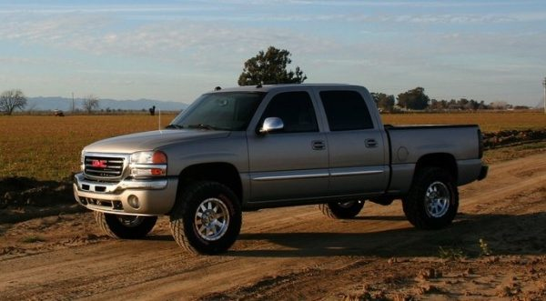 "1999-2007 1500 2WD PICKUP - CREW CAB* | 7"" LIFT KIT"