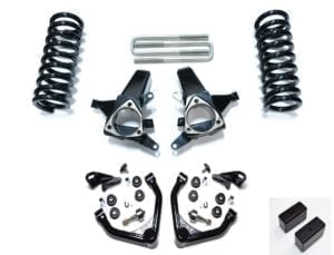 LIFT KIT | 1999-2007 1500 2WD PICKUP / CREW CAB* | 7""