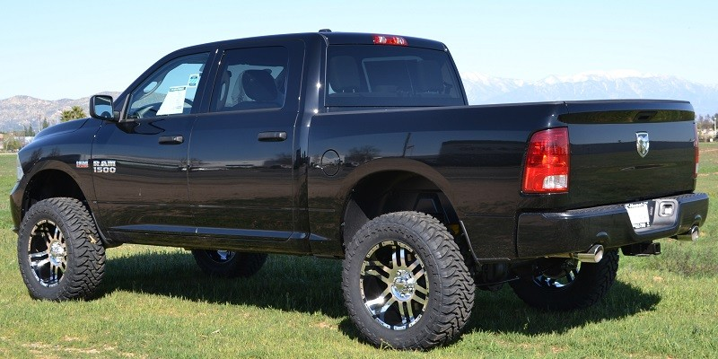 4 Inch Lift Kit For Dodge Ram 1500 2Wd >> CSK-D5-1 13-18 Dodge RAM 1500 2wd 5.5″ Stage 1 Suspension ...