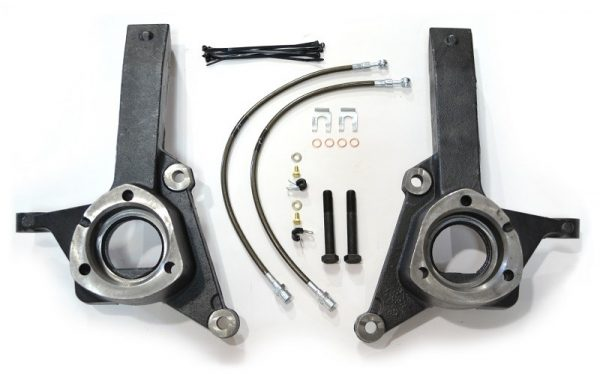RAM 2WD 2500 CST SPINDLES / THE FIRST AND ONLY U.S. MADE CAST IRON LIFT SPINDLES!