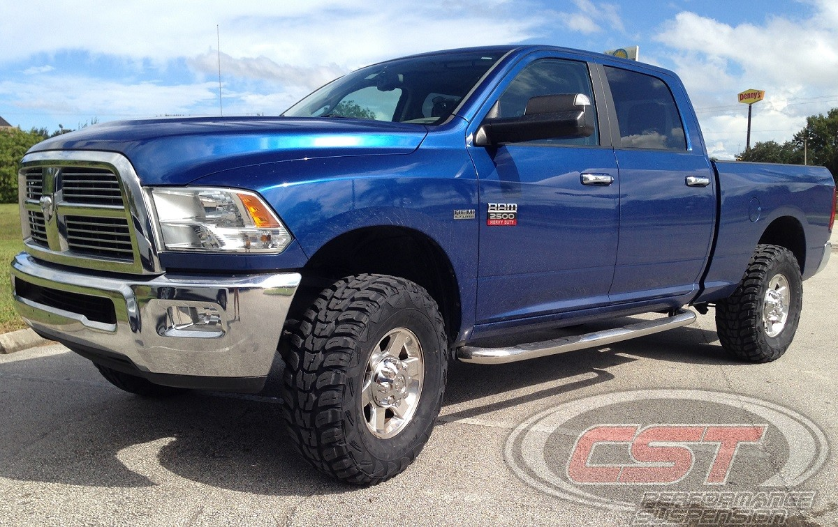 Dodge Lift Kits >> Csk D12 2 09 13 Dodge Ram 2500 3500 2wd 6 Stage 1 Suspension System