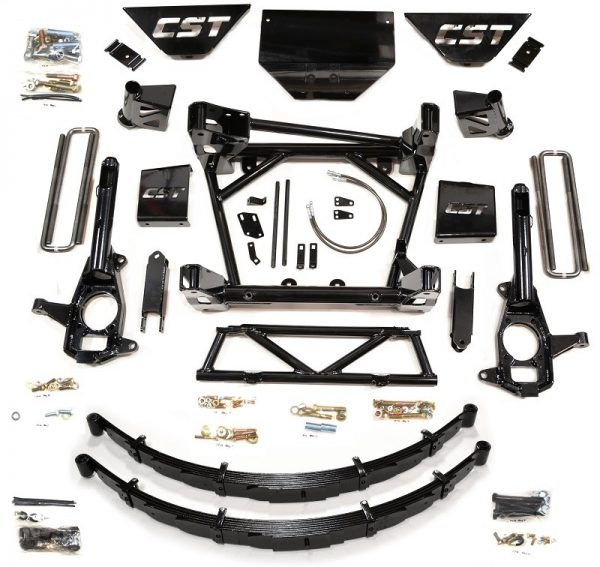 "LIFT KIT | 2011+ GM/CHEVY 2500HD/3500/3500HD | 8-10"" STAGE 2"
