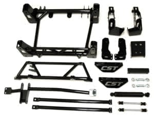 "2001-2010 1500HD/2500HD/2500 SUV/3500 6-8"" CST LIFT KIT STAGE 1"