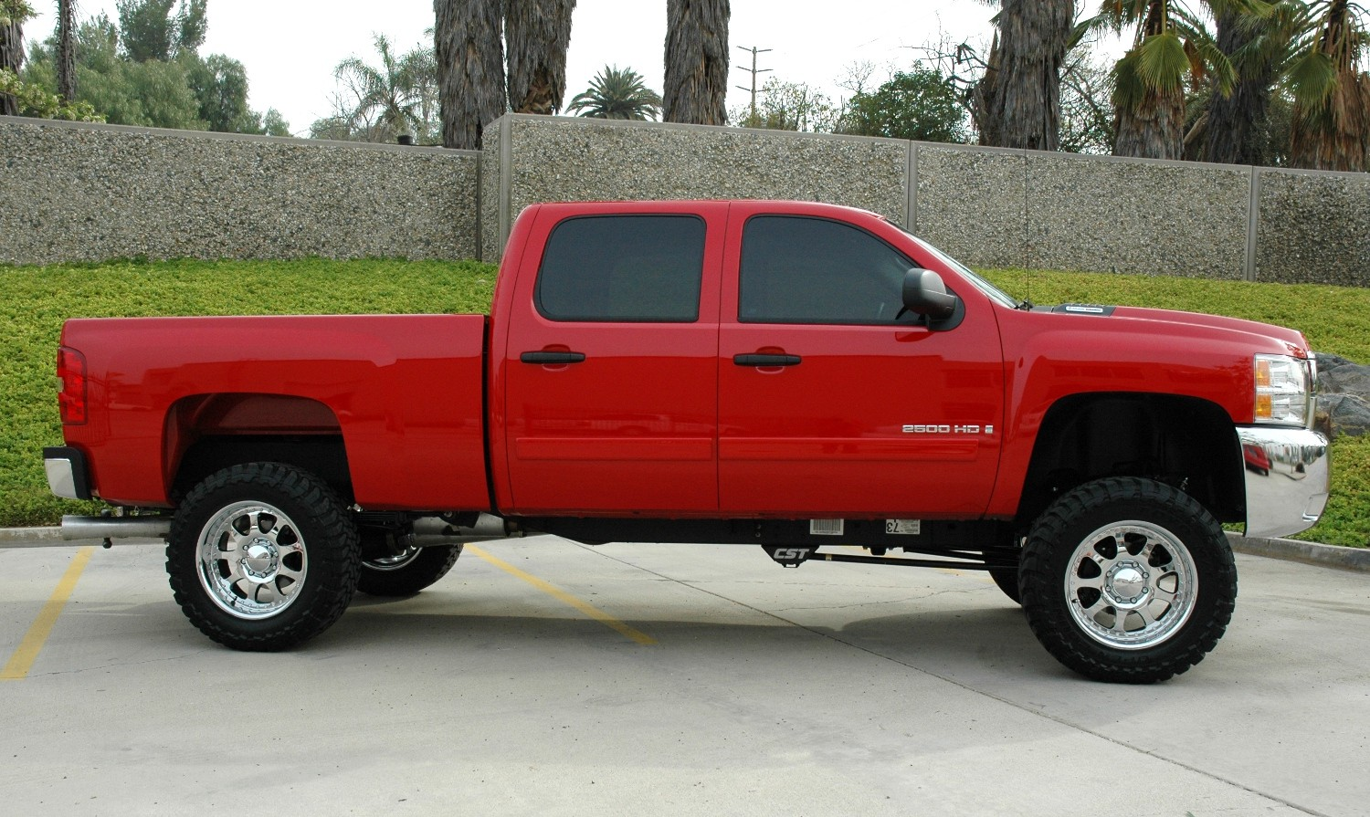 6 Inch Lift Kit For Chevy 1500 4wd >> Csk G6 1 01 10 Chevy Gmc Hd 2500 3500 2wd 4wd 6 8 Stage 1 Suspension System