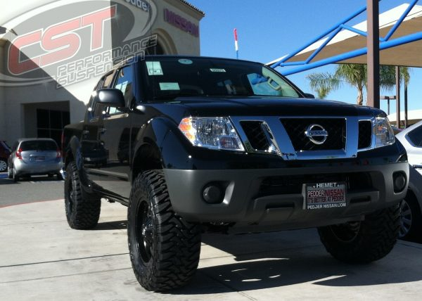 LIFT KIT | 2016 FRONTIER 2WD | 4""