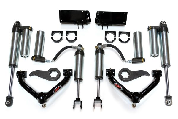 2011+ GMC & CHEVY 2500HD | LEVELING KIT W/ 2.5 CST SHOCKS