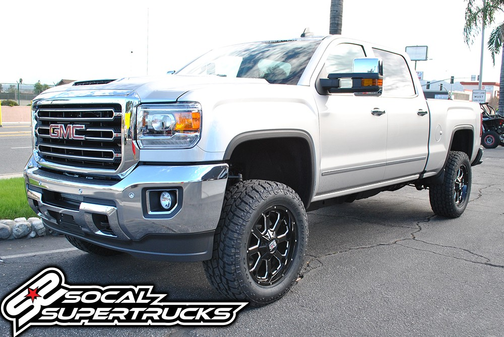 6 Inch Lift Kit For Chevy 1500 4wd >> Csk G18 1 11 19 Chevy Gmc Hd 2500 3500 2wd 4wd S T L High Clearance 4 6 Stage 1 Suspension System