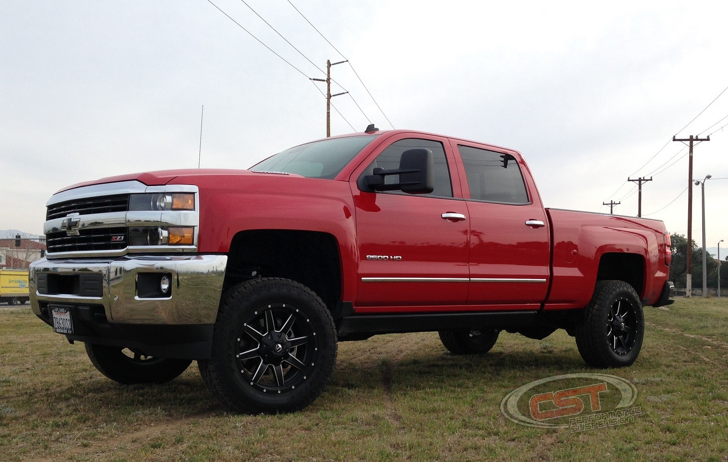 Csk G18 3 11 19 Chevy Gmc Hd 2500 3500 2wd 4wd S T L High Clearance 4 6 Stage 3 Suspension System California Supertrucks Inc