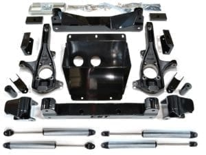 "S.T.L. High Clearance LIFT KIT | 2011+ GM 2500HD | 3-6"" STAGE 3"