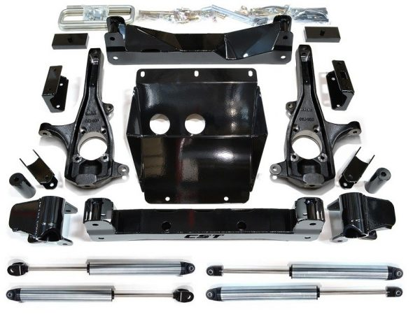 """S.T.L. High Clearance LIFT KIT 