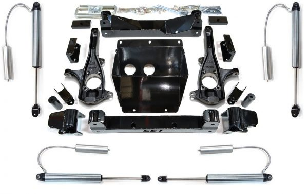 "S.T.L. High Clearance LIFT KIT | 2011+ GM 2500HD | 3-6"" STAGE 4"