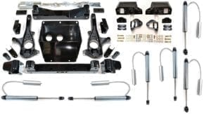 "S.T.L. High Clearance LIFT KIT | 2011+ GM 2500HD | 3-6"" STAGE 5"