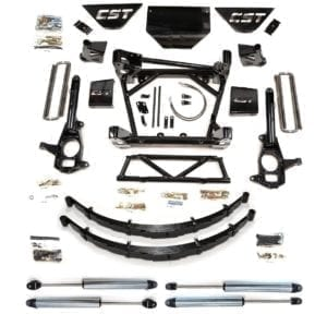 "LIFT KIT | 2011+ GM 2500HD | 8-10"" STAGE 5"