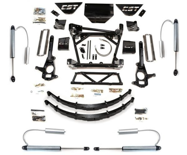"CST LIFT KIT | 2011+ GM 2500HD | 8-10"" STAGE 7"