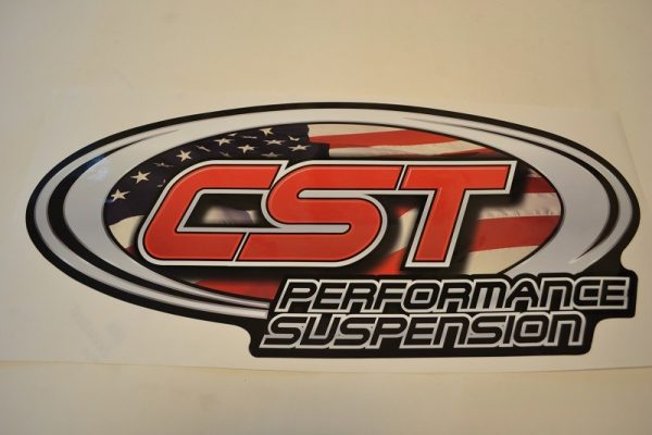THE PATRIOT - CST DECAL