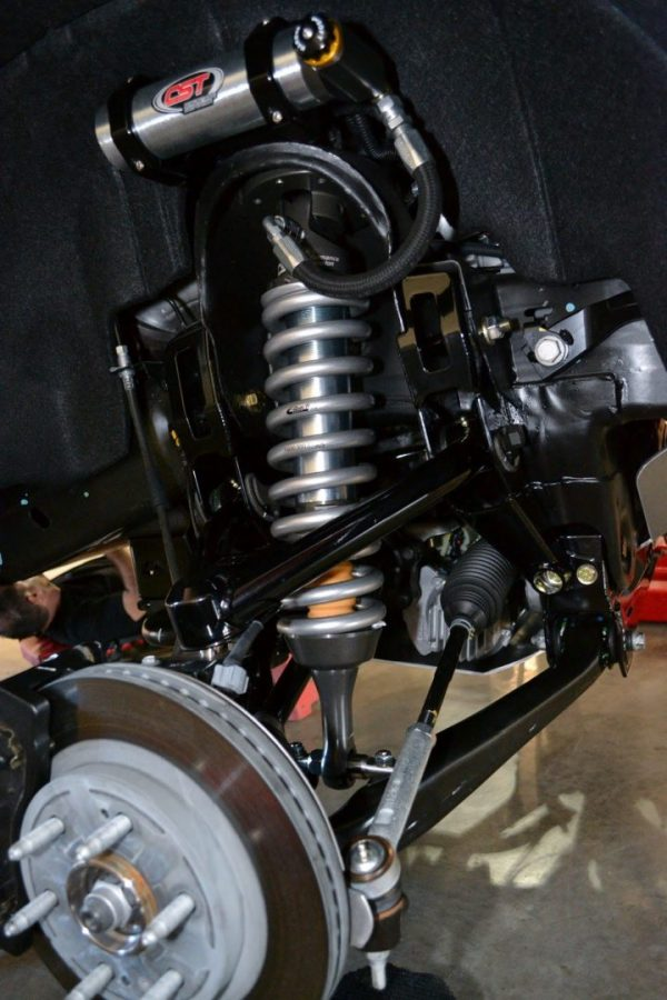 """CST PRO-SERIES 2.5 COIL-OVERS W/ ADJUSTERS 