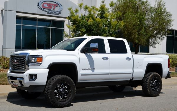S.T.L. High Clearance LIFT KIT | 2011+ GM 2500HD | 3-6""