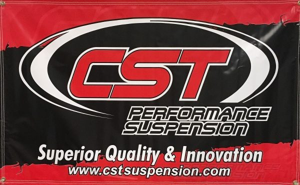 CST OVAL BANNER