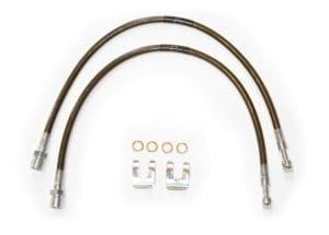 2019 RAM 2wd Stainless Steel Brakeline Kit