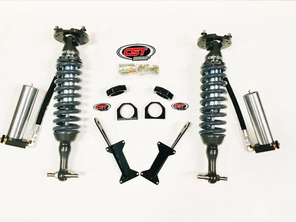 """PRO SERIES 2.5 COIL-OVERS 2019 GM 1500 2/4WD 1-3.5"""" LIFT"""
