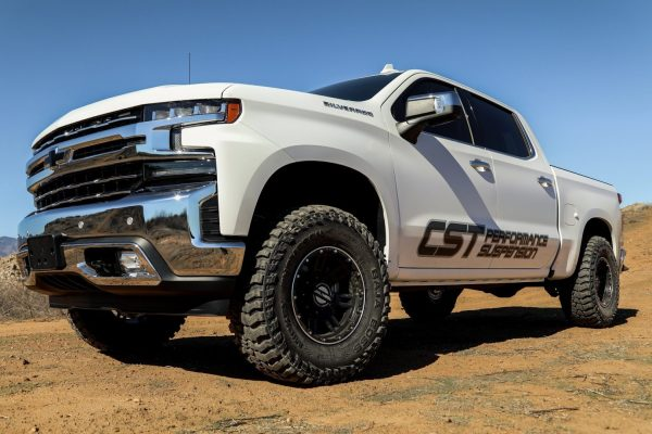 CSK-G52-6 2019 GM 1500 2/4WD STAGE 6 SYSTEM