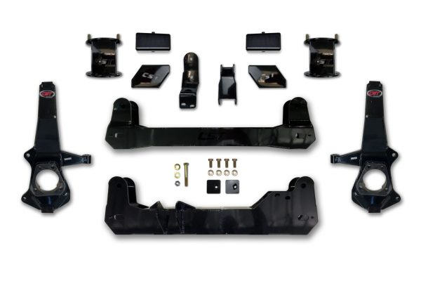"CSK-G22-1 2019 GM 1500 4WD 7"" STAGE 1 SUSPENSION SYSTEM"
