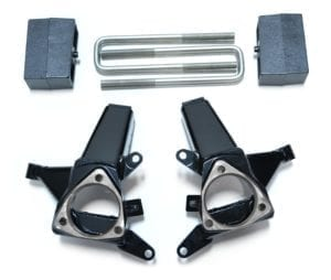 "1999-2007 SILVERADO / SIERRA 1500 2WD 4"" LIFT KIT"