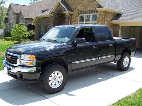 "1999-2007 SILVERADO / SIERRA 1500 2WD 4"" LIFT KIT"