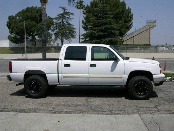 "1999-2007 1500 2WD PICKUP | 4"" LIFT KIT"
