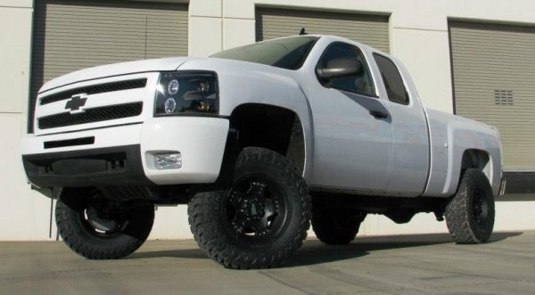 "2007-2013 SILVERADO / SIERRA 1500 2WD - 3.5 to 5.5"" LIFT KIT"